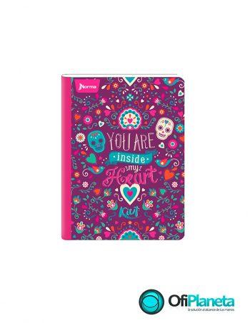 Cuaderno 1 Linea <br>Pequeño