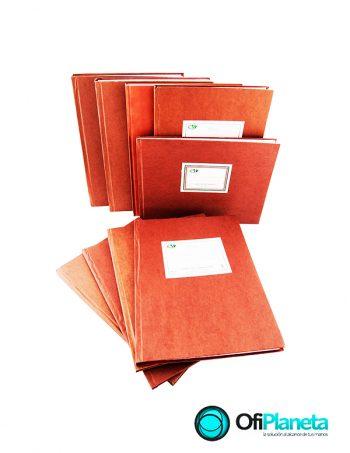 Libro de <br>Actas 100 folios