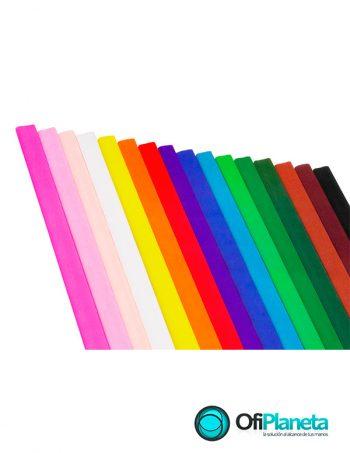 Papel Crepe Colores Surtidos Mayka x10