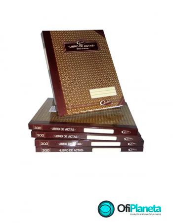 Libros de Actas – 300 Folios