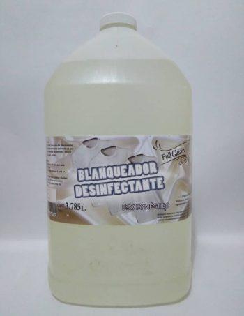 Full Cliin Blanqueador Natural Galon 4Lts