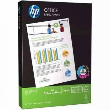 HP Papel P/Fotocopiadora Oficio Resma