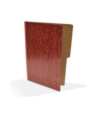 Aktiva Carpeta de Fibra Marron T/Carta Unidad