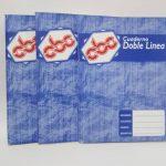 Abc Cuaderno Ecologico Engrapado 1 Linea 80 Hojas