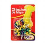 CHINCHES DE MAPA