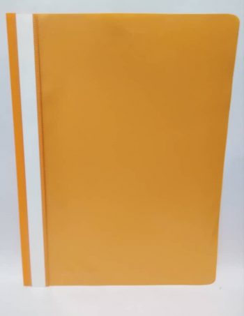 Erick Krause Hoja Protectora Naranja t/carta PAQUETE X20
